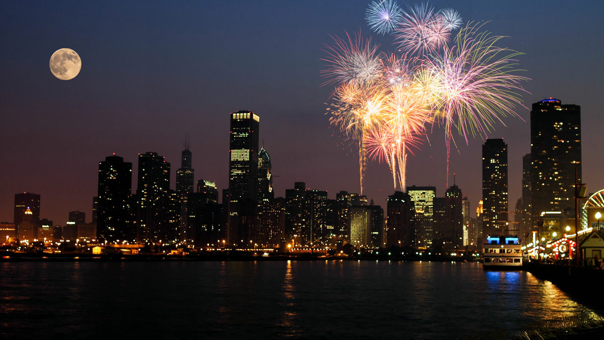 Navy Pier Announces Security Protocols For 4th Of July