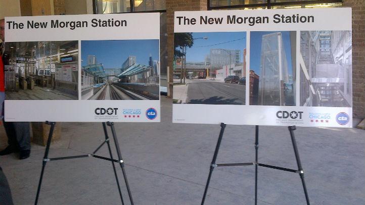 new morgan station
