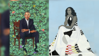 Acclaimed Official Obama Portraits Coming to Chicago