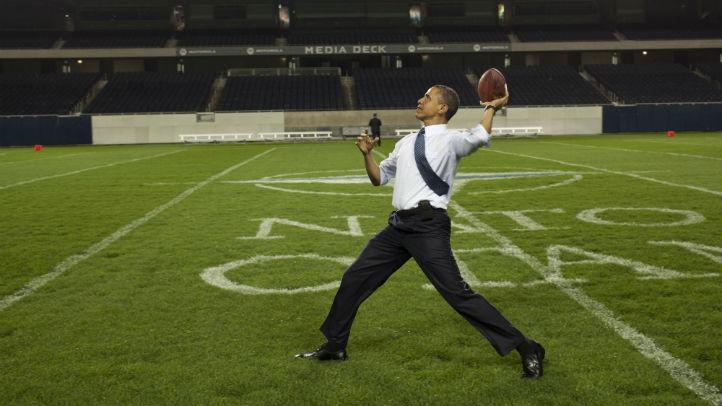 obama soldier field