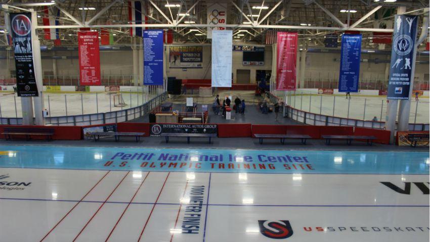 pettit skating rink