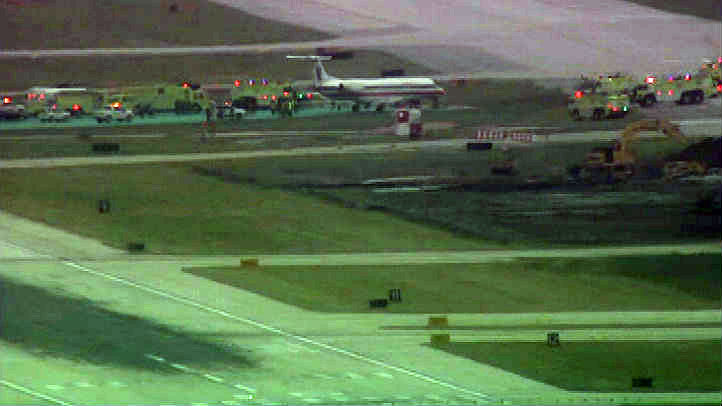 plane off runway NEW