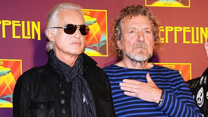 Led Zeppelin-Copyright Suit
