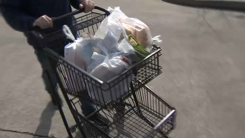 Maryland considers plastic bag ban.