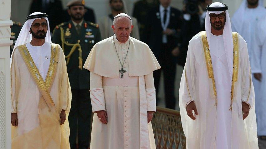 Emirates Pope