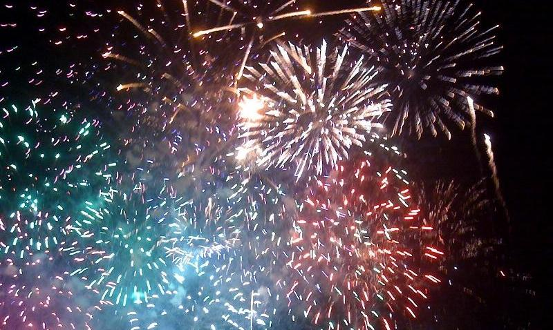 [UGCDFW] Denton Fireworks John Mallouf