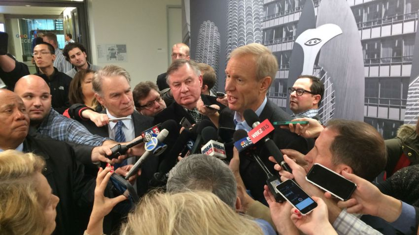 rauner surrounded