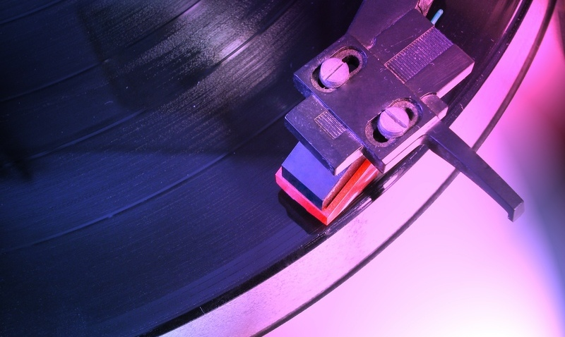 record_needle