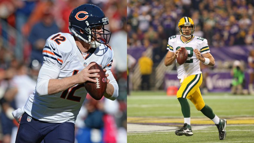 rodgers mccown matchup