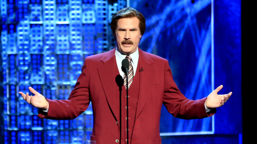 ron burgundy GettyImages-466358376