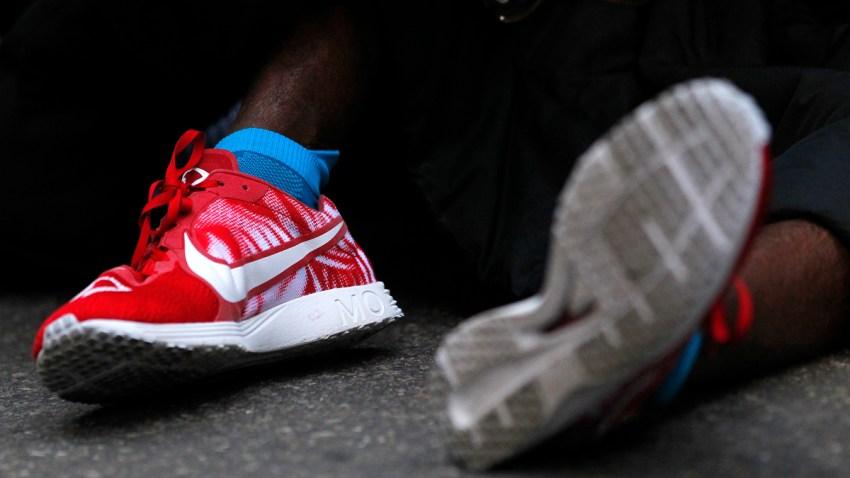 runner's slump