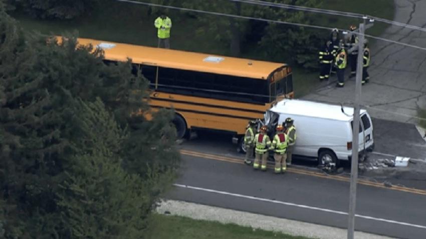 school bus ax kenosha