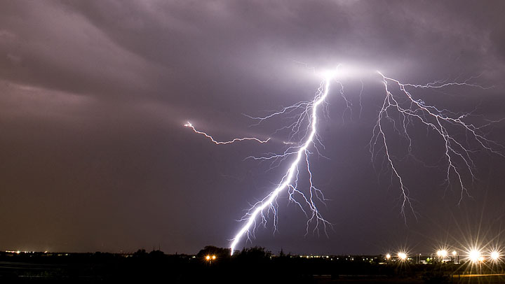 Generic Lightning Bolt Lewisville