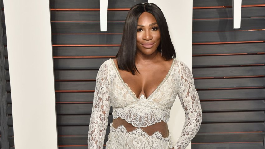 Serena Williams Sings, Goes Topless for Breast Cancer