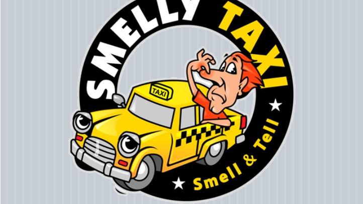 smelly taxi
