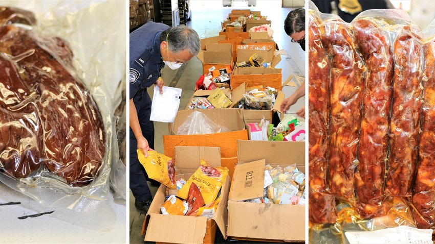 smuggled meats