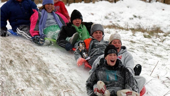 snow day school closing