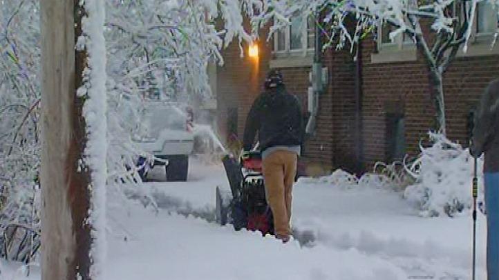 snow palatine chicago