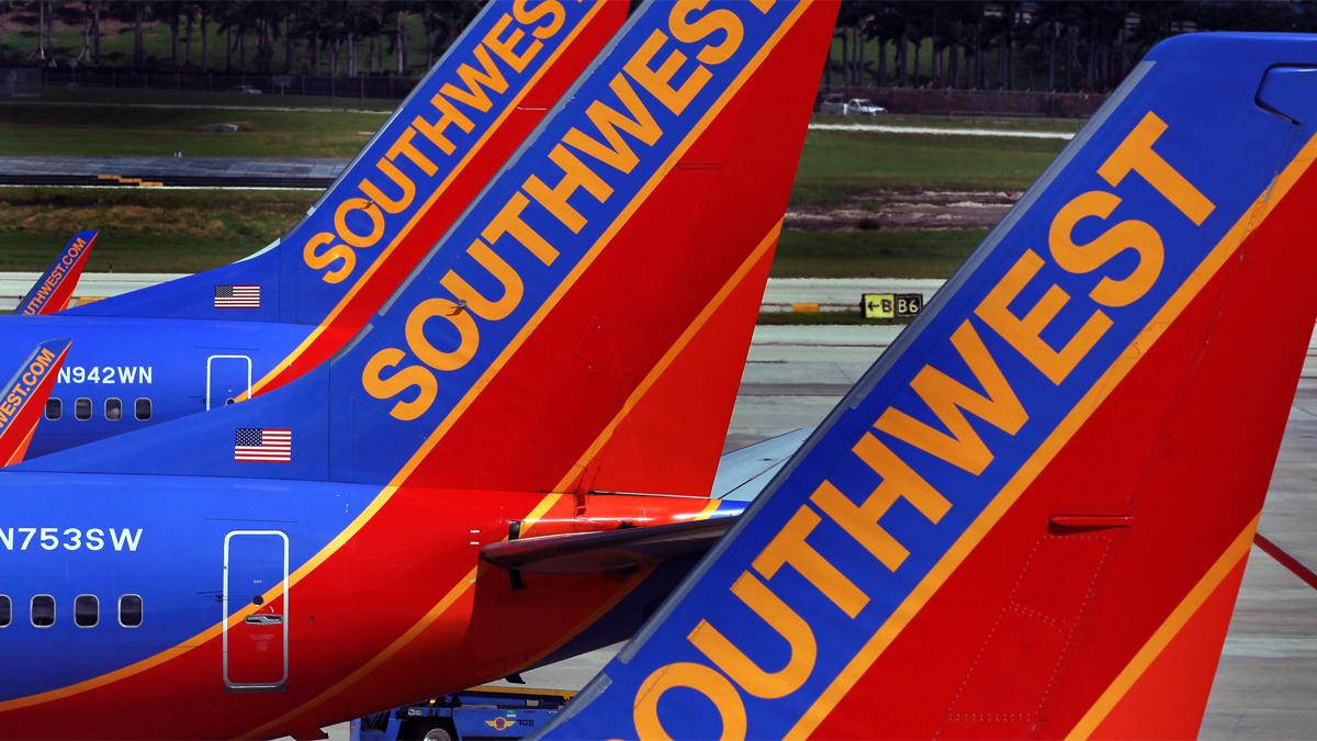 Southwest flights to las vegas from denver