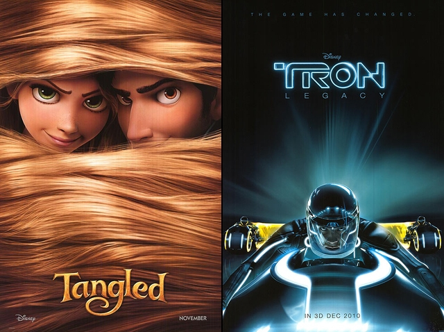 tangled-tron
