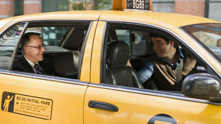 taxi driver cms