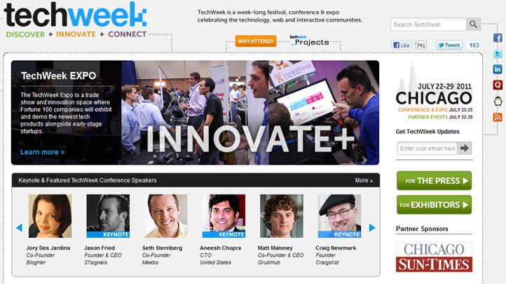 techweek-website