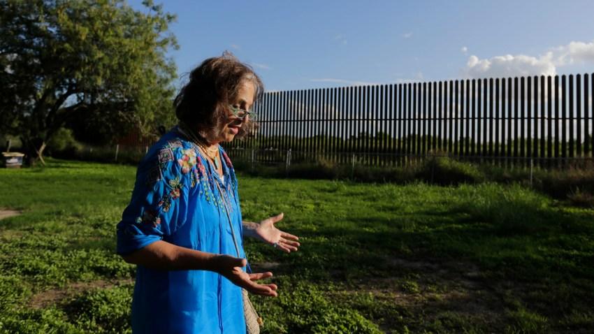 Border Fence Land Disputes