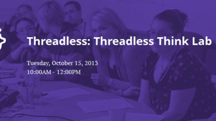 threadless think lab