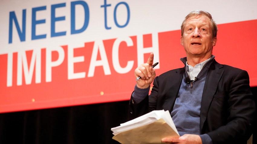 Tom Steyer Need to Impeach