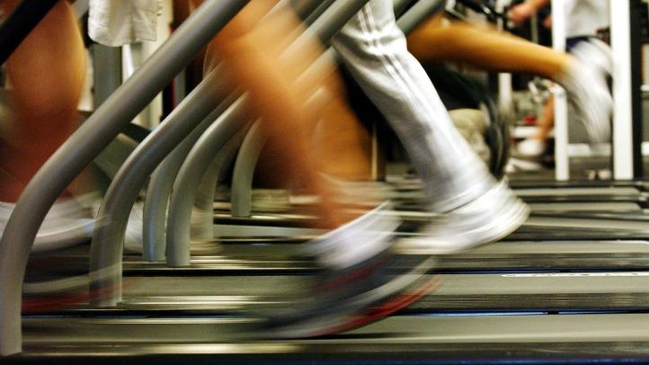 treadmill new large