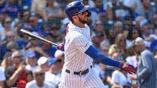 Chicago Cubs third baseman Kris Bryant