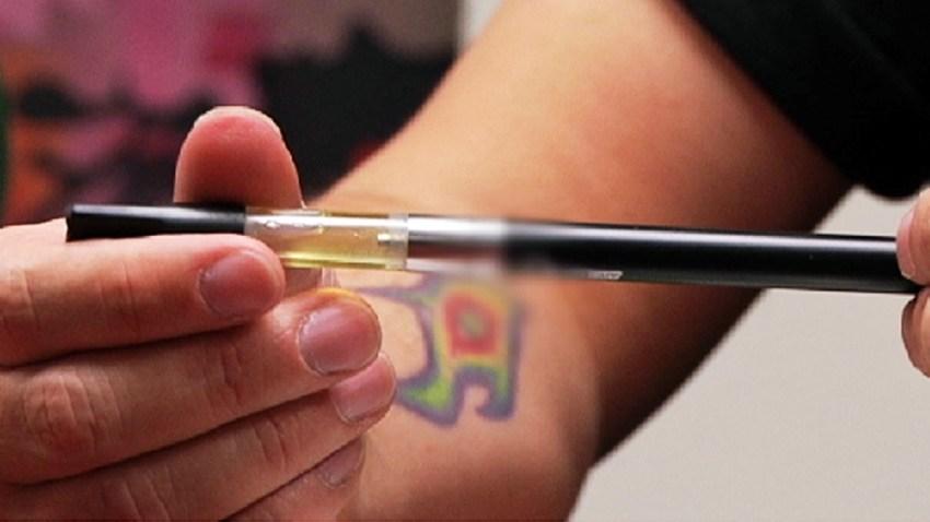 vaporizer e-cigarette