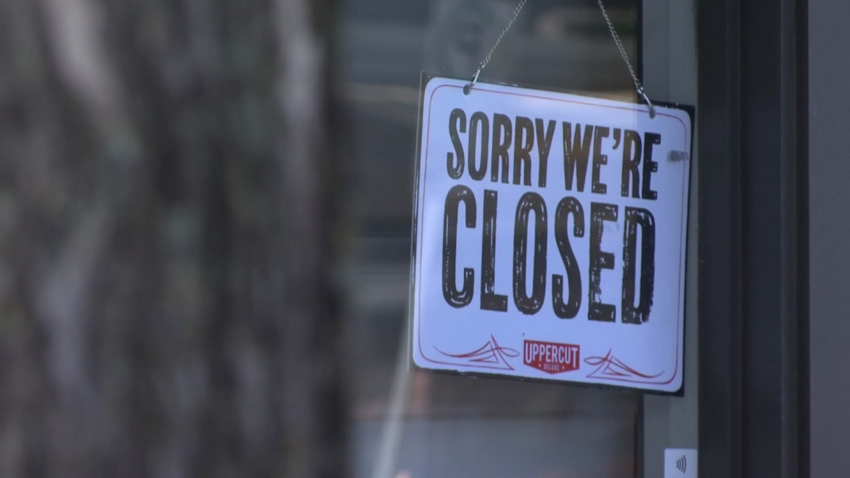closed business sign
