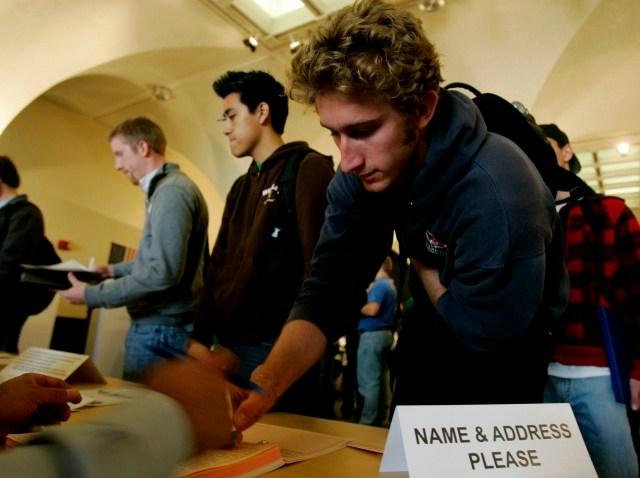 voting students mini