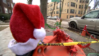 Fed Up Residents Sarcastically Decorate Construction Cones