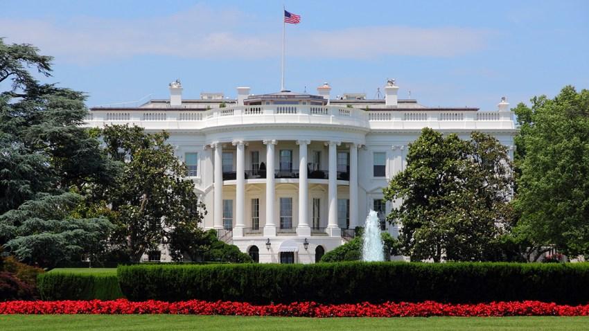 White House in Washington, DC