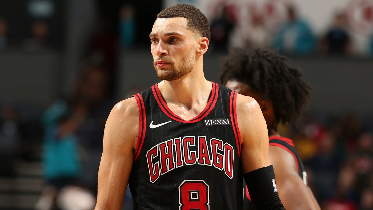 Chicago Bulls to Play 4 Preseason Games vs. Rockets, Thunder