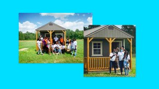 My Sistah's House, small-home recipients