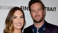 Armie Hammer  and Wife Elizabeth Chambers Split