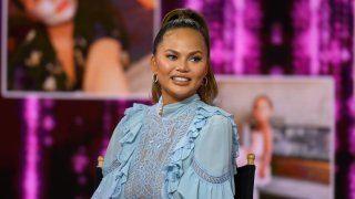 """In this Feb. 19, 2020, file photo, Chrissy Teigen appears on """"Today."""""""