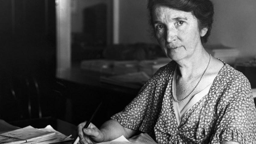 Undated photograph of Margaret Sanger