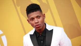 Actor Bryshere Gray attends the 2017 NBA Awards at Basketball City - Pier 36 - South Street on June 26, 2017 in New York City.