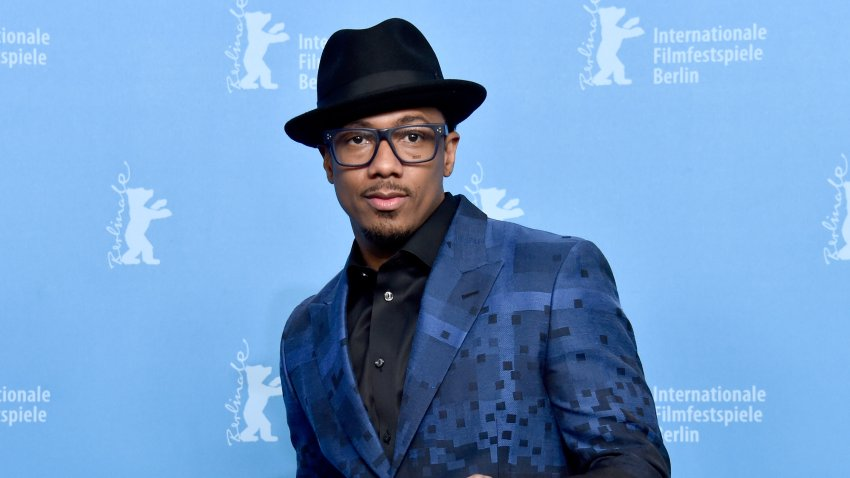 In this Feb. 16, 2016, file photo, actor Nick Cannon attends the 'Chi-Raq' photo call during the 66th Berlinale International Film Festival Berlin at Grand Hyatt Hotel in Berlin, Germany.