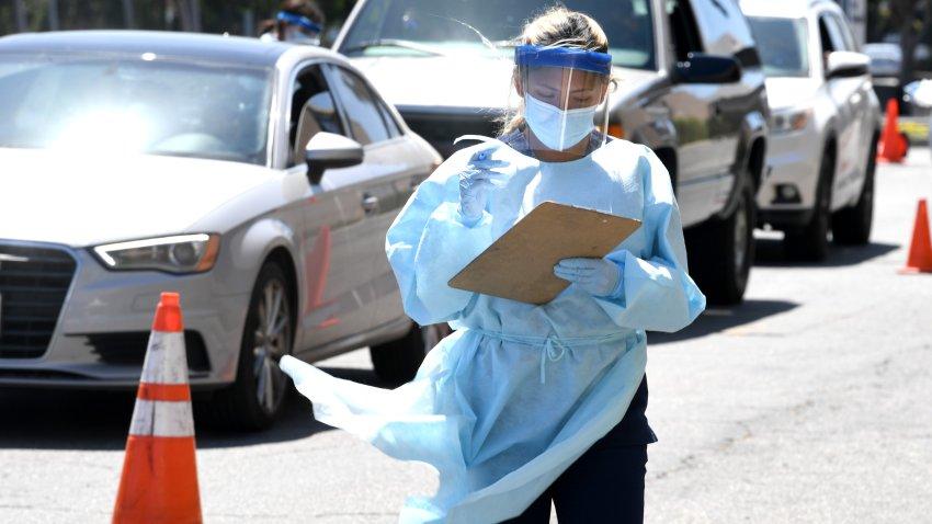 coronavirus testing in the United States