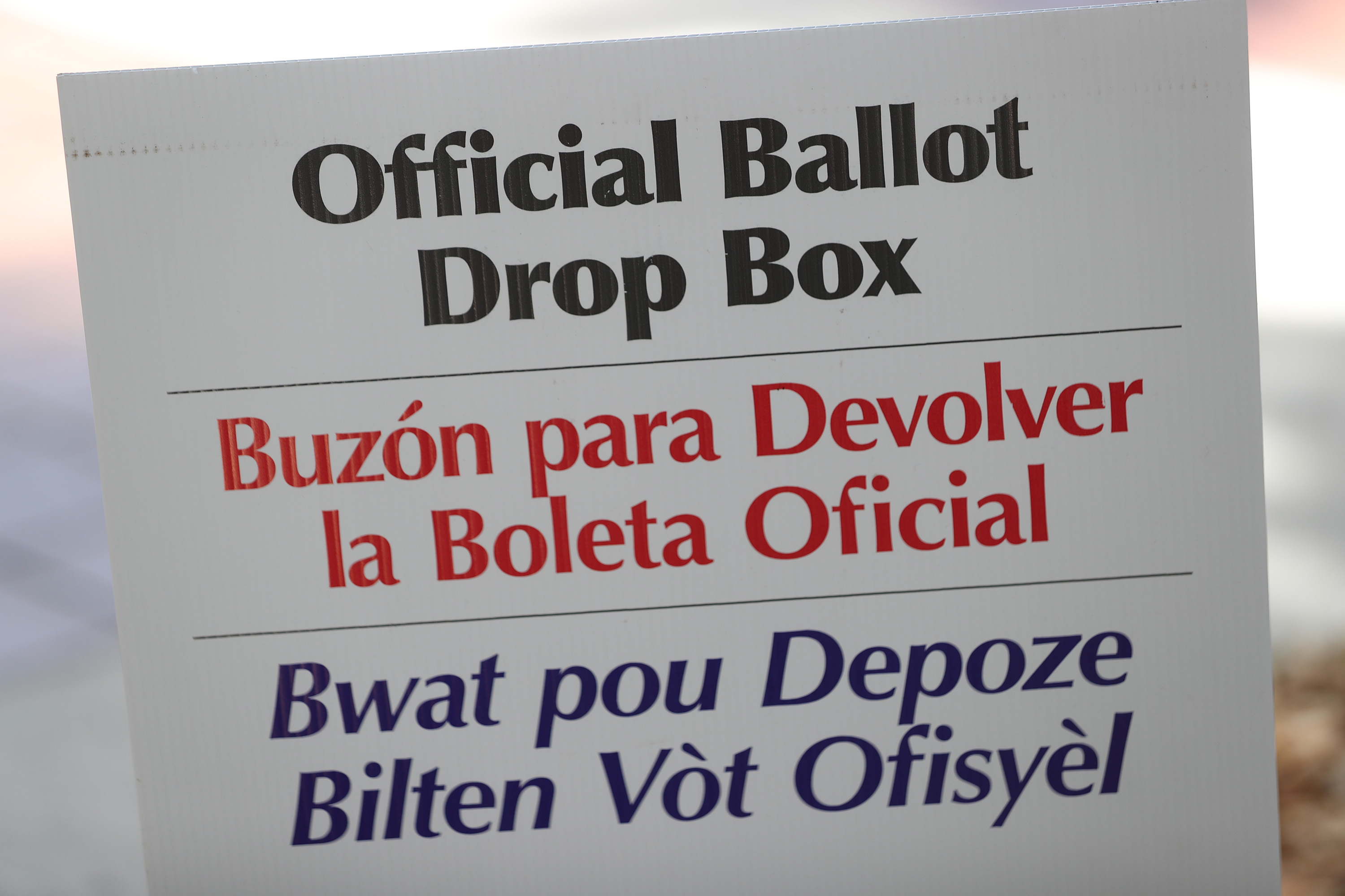 Here S Where You Can Drop Off Your Mail In Ballot Across The Chicago Area Nbc Chicago