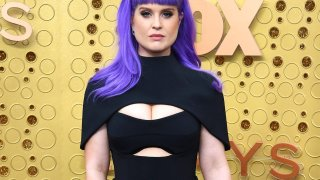In this Sept. 22, 2019, file photo, Kelly Osbourne attends the 71st Emmy Awards at Microsoft Theater in Los Angeles, California.