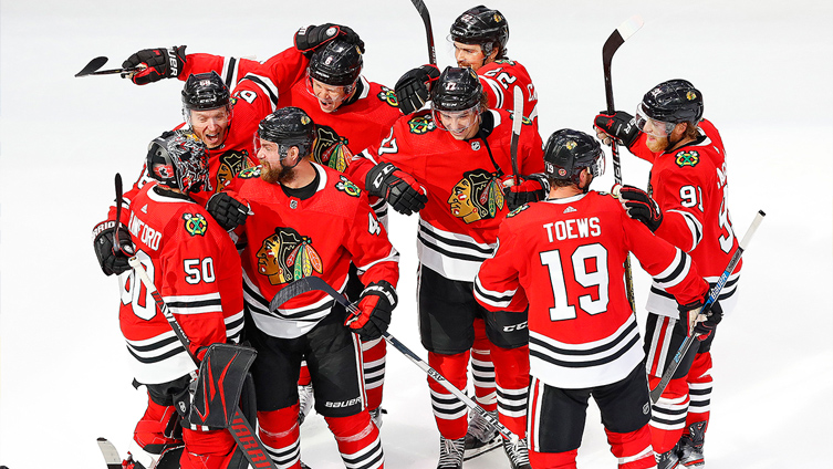 Podcast: Blackhawks Move on With 3-2 Series-Clinching Win Over the Oilers