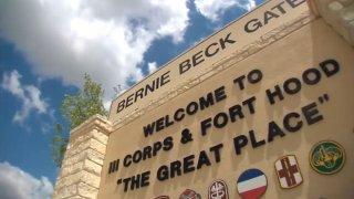 Base militar Fort Hood