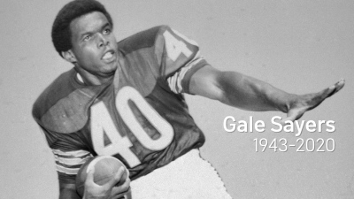 Legendary Running Back Gale Sayers Dead at 77