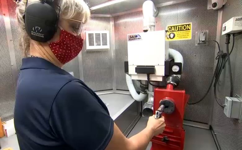 Inside Look: Taking The Crime Lab To Where The Shots Are Fired